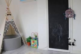 Toms chalkboard